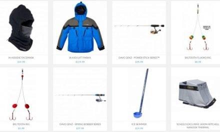 Are You Still Shopping For Ice Fishing Equipment, Check Out Clam Outdoors 2017 Product Line