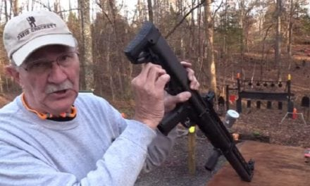 Hickok45 Tests Out the New Keltec KSG-25 Shotgun