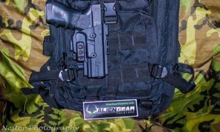 Holster Gear Review: Alien Gear Backpack and Molle ShapeShift Expansion Packs