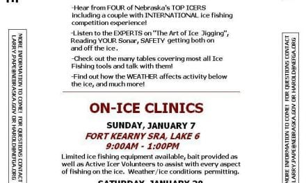 Ice Fishing Clinics 2018