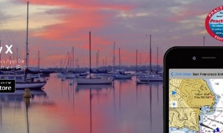 INAVX ANNOUNCES AVAILABILITY OF NAVIONICS CHARTS IN INAVX IN-APP CHART STORE