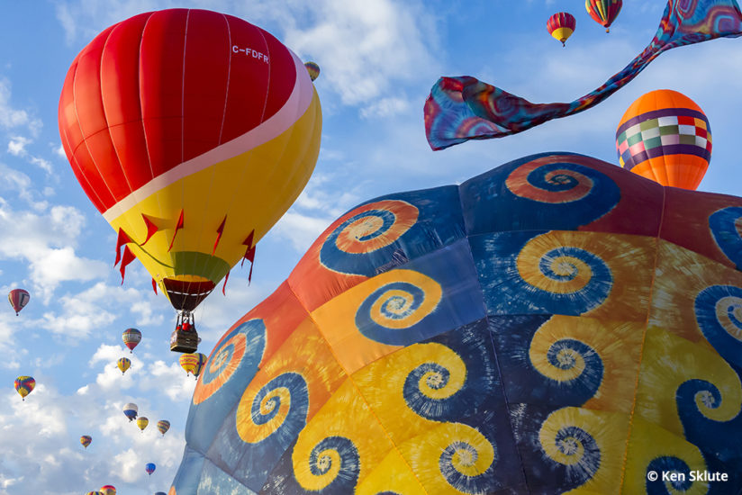 Photo Bucket List: Flying In A Hot-Air Balloon