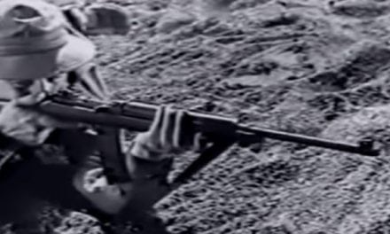 Marvel Over This Vintage U.S. Army Instructional Footage of the M2 Carbine