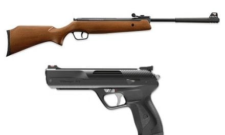 New F40 Rifle, XP4 Pistol from Stoeger Airguns