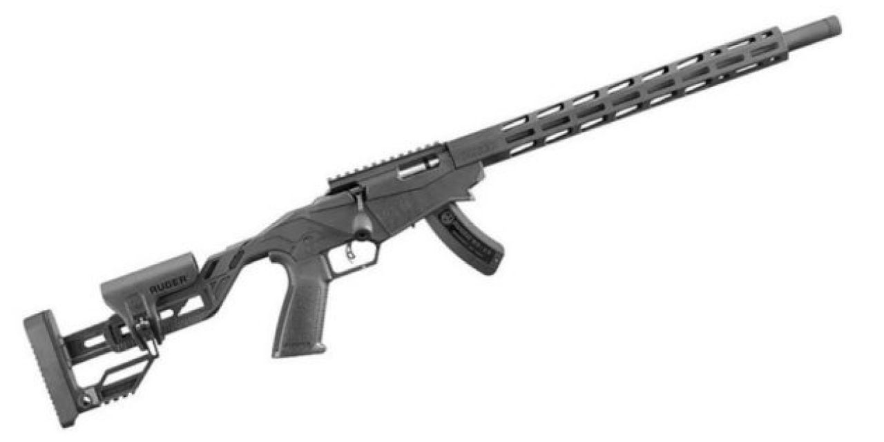 Ruger Debuts Precision Rifle in Rimfire .22