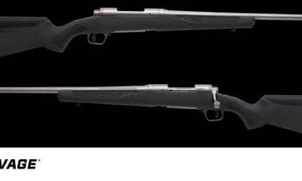Savage Arms Expands Left-Handed Rifle Lineup