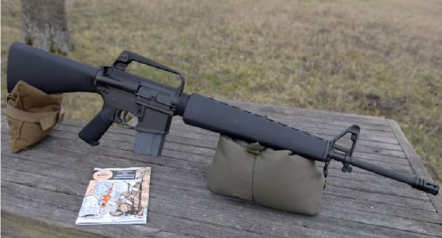 brownells retro m16a1 Rifle