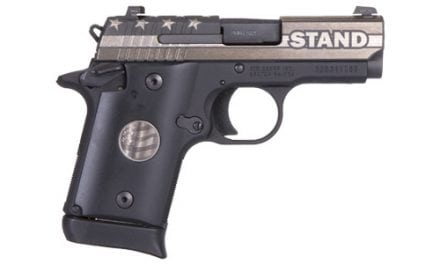 SIG SAUER Introduces the P938 STAND