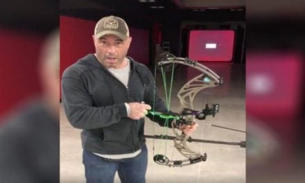 Techno Hunt Video Game That Lets You Use Your Real Bow Is Unbelievable and Joe Rogan Agrees