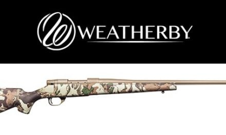 The Weatherby Vanguard First Lite Rifle In Eight Popular Calibers