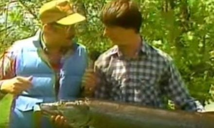 Throwback Thursday: Musky Fishing in 1984