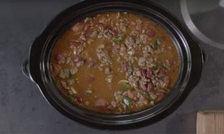 Venison Chili: That Old Deer Camp and Home Cooking Standby
