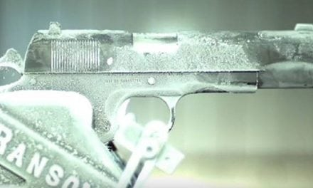 Video: How Cold Does it Have to Get Before a 1911 Stops Shooting?