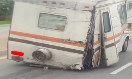 Video: That Moment When You Know It's Time to Get the Camper into the Shop