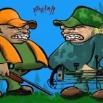 When Will Bow Hunters and Gun Hunters Get Along?