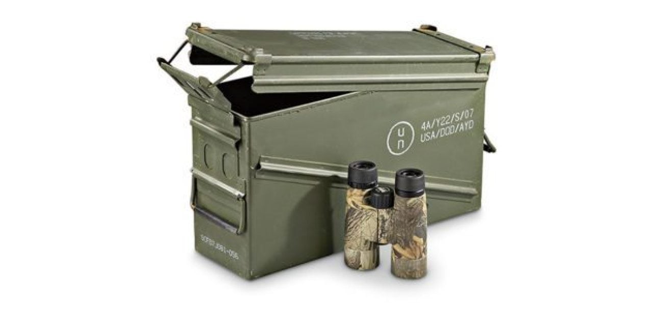 6 Ammo Cans That Will Keep Your Gear Happy