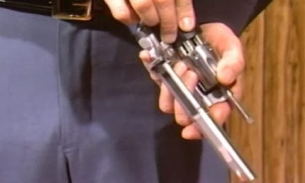 Classic Speedloader Revolver Loading Techniques from the Indiana State Police