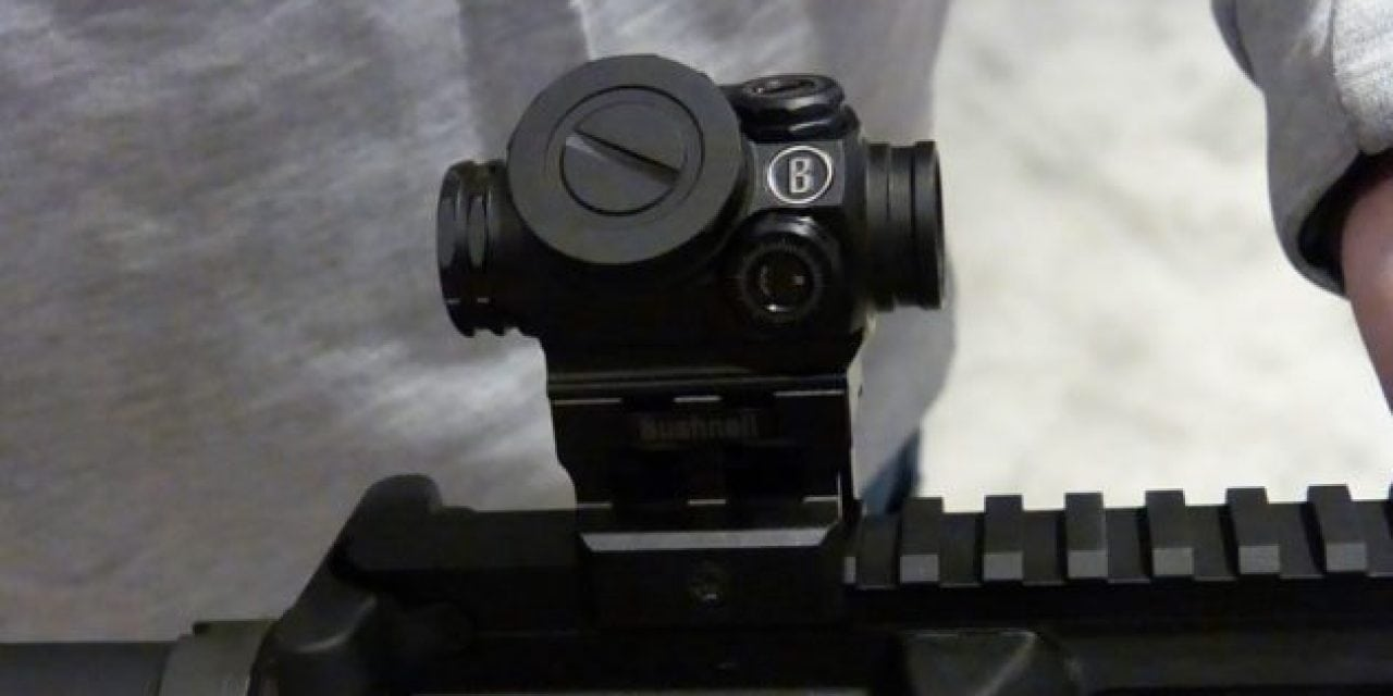 Close-Up From SHOT Show: Bushnell's 'Lil P' Prism Sight