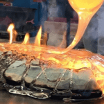 Cooking Fish with Molten Glass Might Be a Bad Idea
