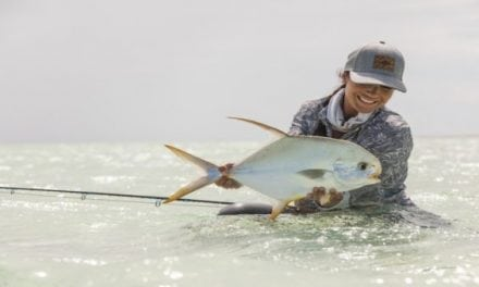 Fishbrain Ambassador April Vokey's Bucket-List Permit Adventure