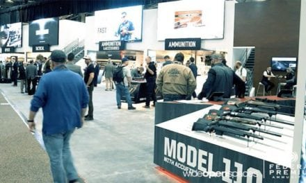 Inside the Most Impressive Booth at SHOT Show 2018