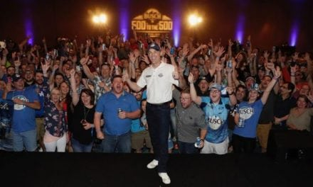 Kevin Harvick and Busch Beer Embody the Heartland