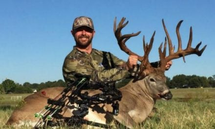 Man to Pay $53,000 in Fines for Poaching of 278-Inch Record Buck in Texas