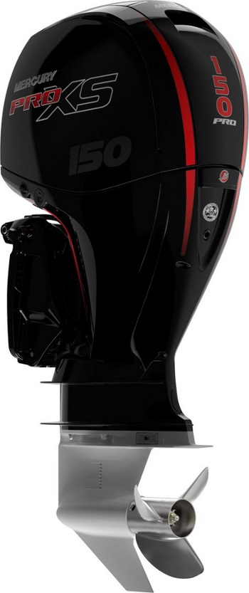 Mercury Marine Announces New 150 Pro XS Outboard ⋆ Outdoor
