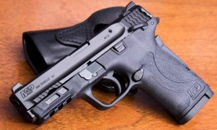 M&P Introduces M&P380 Shield EZ Pistol