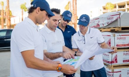 Nadal Launches Tennis Centre in Mexico