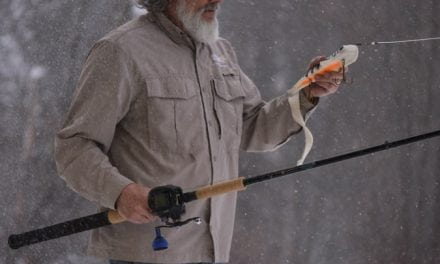 New Musky Rod Relieves Anglers' Angst