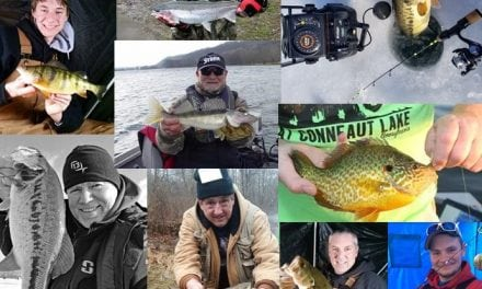 NW PA Fishing Report For January 2017