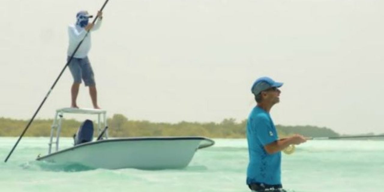 Orvis Puts Together Stunning Video of Fishing the Cuban Coast
