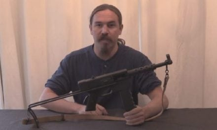 Taking a Look at the Iconic MAT 49 Submachine Gun