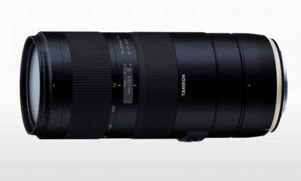 Tamron Introduces Full Frame 70-210mm Tele Zoom