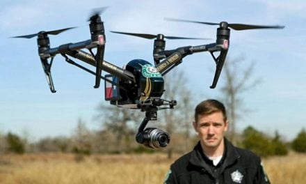 Texas Game Wardens Get Rescue Drone