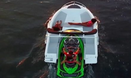 The Sealver Wave Boat: The Amazing Jet-Ski-Powered Water Craft
