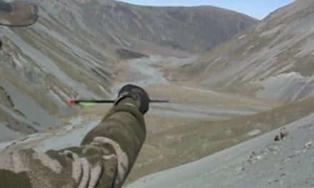 Tim Wells Smokes a Tahr with a 130-Yard Moonshot
