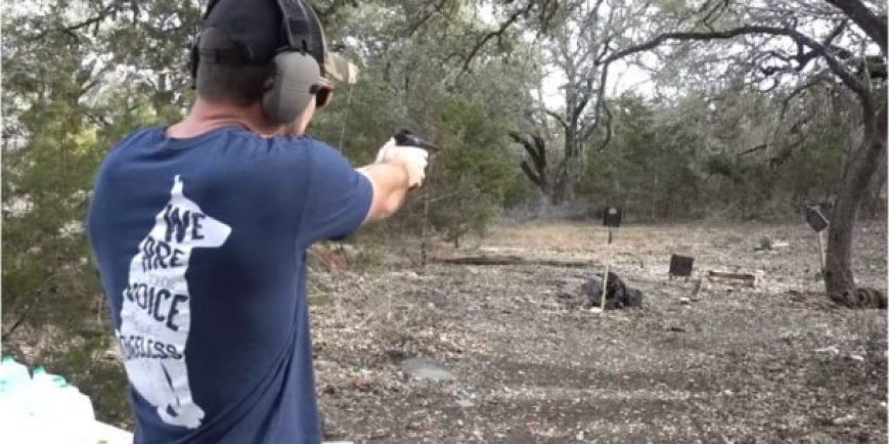 Video: Is a Shovel Bulletproof? Let's Find Out with Demolition Ranch