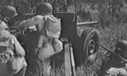 Vintage Video Shows the Infantry Arms of World War II