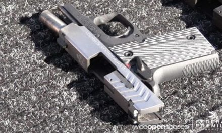 3 Self-Defense Guns We Got to See Up Close and Personal