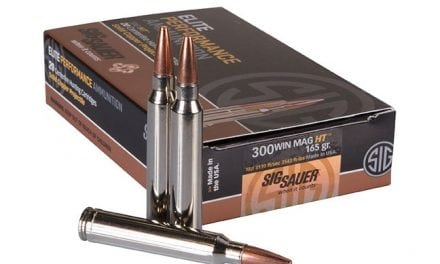 300 Win Mag SIG HT Hunting Ammunition From SIG SAUER