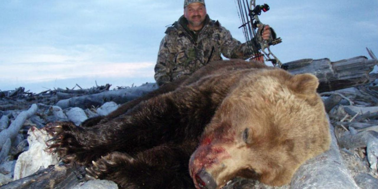 A Look Back at the World-Record Grizzly Bear, All 27 1/16 Inches of Him