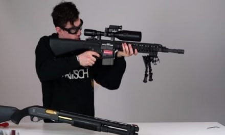 Are These Airsoft Guns Too Realistic?