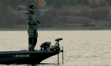 Brandon Palaniuk and Huk Fishing Present 'Mind of a Champion'