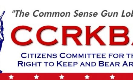 """Don't Penalize Gun Owners for Government Foul-Ups,"" CCRKBA"