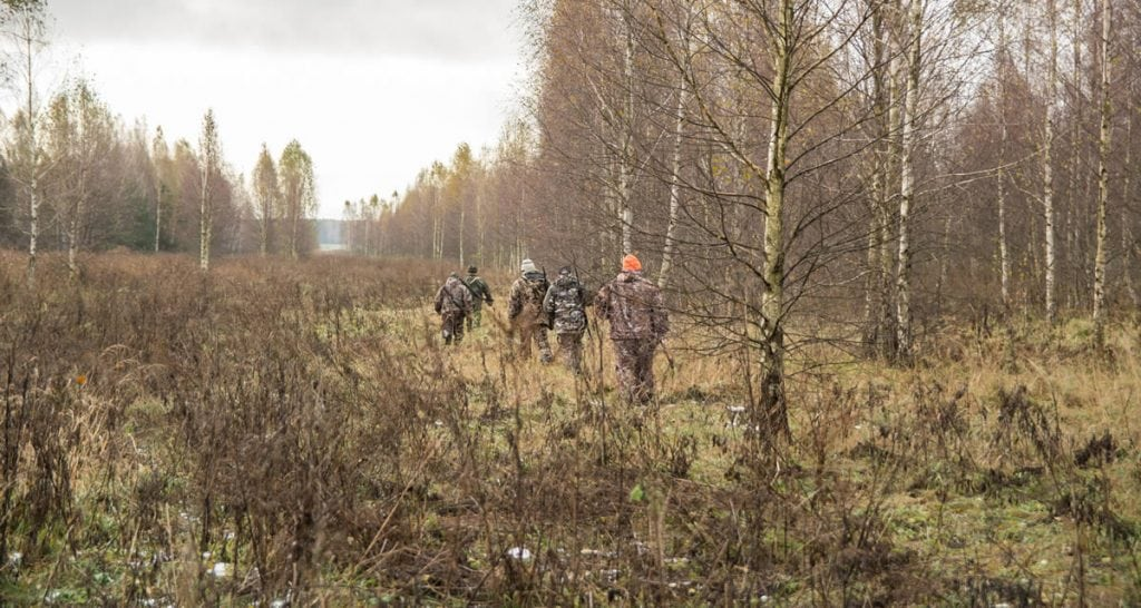 Hunting as a Means of Wildlife Management