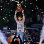 Lee joins Bassmaster elite with second win in a row