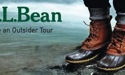 Outdoor Retailer L.L. Bean Loosing Ground