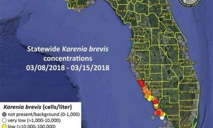 Red Tide Getting Worse